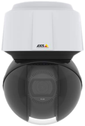 Critical Solutions - Video Surveillance (CCTV) - Axis Q6125-LE (PTZ IR)