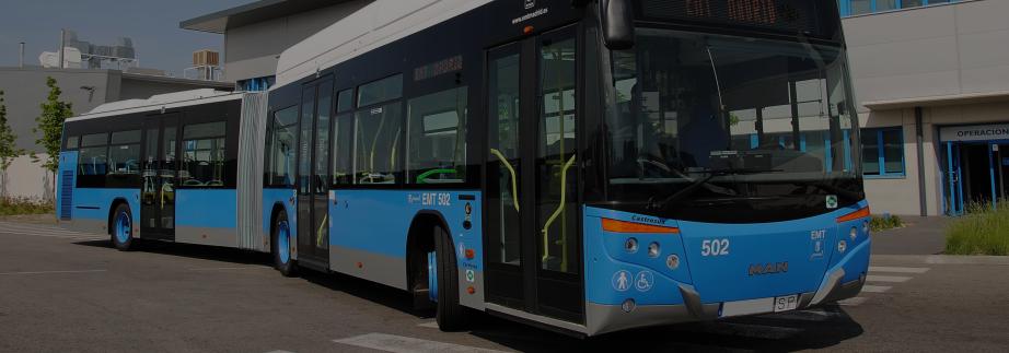 Critical Solutions - Video Surveillance (CCTV) - Videovigilancia móvil - Grabación en autobuses