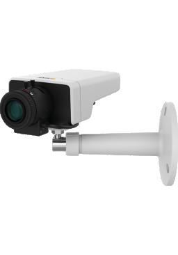 Imagen - Critical Solutions - Video Surveillance (CCTV) - Cámaras IP de caja fija - Axis M1124 (Axis M11 series) 03