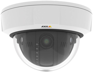 Header - Critical Solutions - Video Surveillance (CCTV) - Cámaras Axis P3707-PE (Q37 Series)