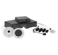 Imagen - Critical Solutions - Video Surveillance (CCTV) - Cámaras Axis F44 (F34, F41 y F44 Series)