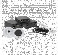 Imagen - Critical Solutions - Video Surveillance (CCTV) - Cámaras Axis Modulares F34, F41 y F44 (F Series)
