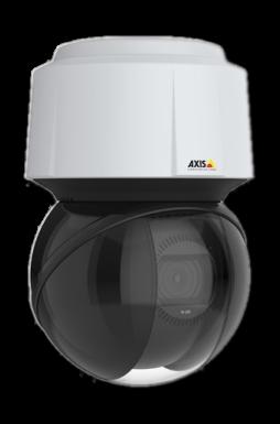 Imagen - Critical Solutions - Video Surveillance (CCTV) - Cámaras Axis PTZ (Pant, Tilt, Zoom) Q6125-E (Q61 Series) 02