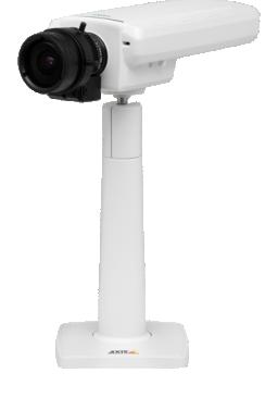 Imagen - Critical Solutions - Video Surveillance (CCTV) - Cámaras IP de caja fija - Axis P1367 (Axis P13 Series) 04