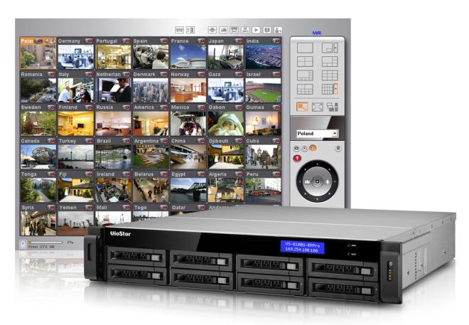 Imagen - Critical Solutions - Video Surveillance (CCTV) - Servidores de grabación NAS - QNAP VMS (NAS SERIES)