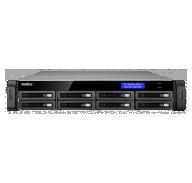 Imagen - Critical Solutions - Video Surveillance (CCTV) - Servidores de grabación NAS - QNAP VS-8100U-RP PRO+ Series