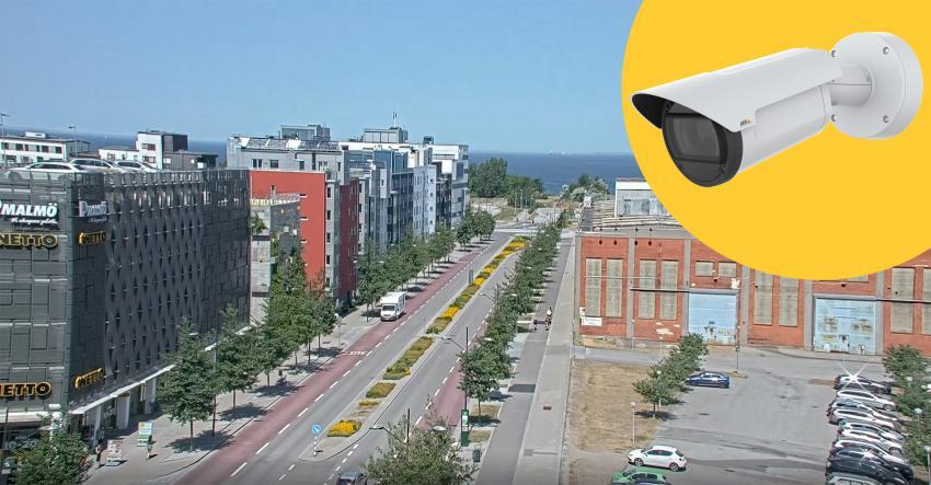 Imagen - Critical Solutions - Video Surveillance (CCTV) - Cámaras Axis - Axis Q17 Series 01