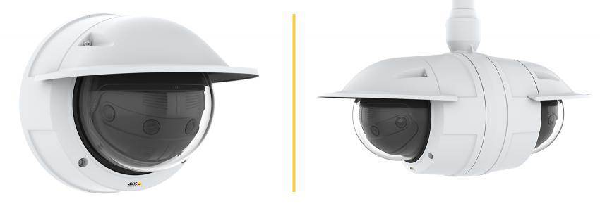 Imagen - Critical Solutions - Video Surveillance (CCTV) - Cámaras Axis - P3807-PVE 01
