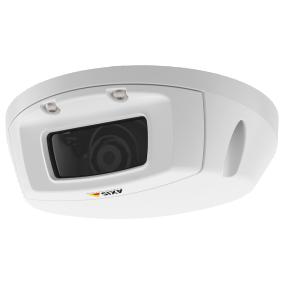 Imagen - Critical Solutions - Video Surveillance (CCTV) - Cámaras IP domo fijo - Axis P3905-RE Principal 01